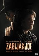 Killer Joe - Czech DVD movie cover (xs thumbnail)