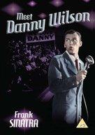 Meet Danny Wilson - British DVD cover (xs thumbnail)