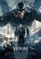 Venom - Icelandic Movie Poster (xs thumbnail)