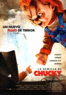 Seed Of Chucky - Spanish Movie Poster (xs thumbnail)