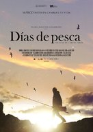 Días de pesca - Spanish Movie Poster (xs thumbnail)