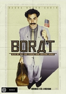 Borat: Cultural Learnings of America for Make Benefit Glorious Nation of Kazakhstan - Hungarian Movie Poster (xs thumbnail)