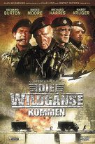The Wild Geese - German DVD cover (xs thumbnail)