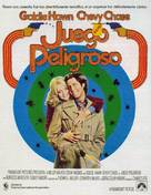 Foul Play - Spanish Movie Poster (xs thumbnail)