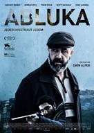 Abluka - German Movie Poster (xs thumbnail)