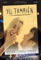 Yo, también - Swiss Movie Poster (xs thumbnail)