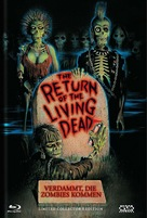 The Return of the Living Dead - German Movie Cover (xs thumbnail)