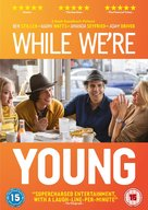While We're Young - British DVD cover (xs thumbnail)