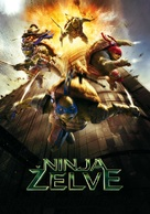 Teenage Mutant Ninja Turtles - Slovenian Movie Poster (xs thumbnail)