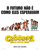 The Croods: A New Age - Brazilian Movie Poster (xs thumbnail)