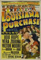 Louisiana Purchase - Movie Poster (xs thumbnail)