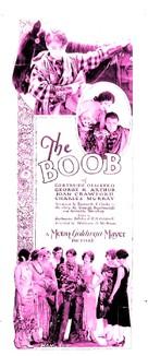 The Boob - Movie Poster (xs thumbnail)