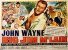 Big Jim McLain - British Movie Poster (xs thumbnail)