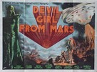 Devil Girl from Mars - British Movie Poster (xs thumbnail)