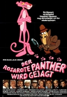 Trail of the Pink Panther - German Movie Poster (xs thumbnail)