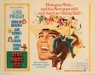 Stay Away, Joe - Movie Poster (xs thumbnail)