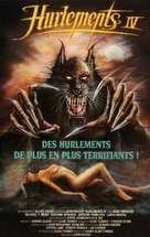 Howling IV: The Original Nightmare - French VHS cover (xs thumbnail)