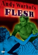 Flesh - German DVD cover (xs thumbnail)