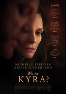 Where Is Kyra? - German Movie Poster (xs thumbnail)