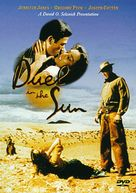Duel in the Sun - DVD cover (xs thumbnail)