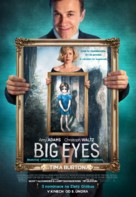 Big Eyes - Czech Movie Poster (xs thumbnail)