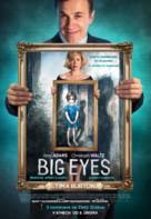 Big Eyes - Czech Movie Poster (xs thumbnail)