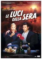 Laitakaupungin valot - Italian Movie Poster (xs thumbnail)