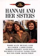 Hannah and Her Sisters - DVD cover (xs thumbnail)