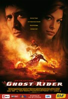 Ghost Rider - Polish Movie Poster (xs thumbnail)