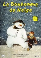 The Snowman - Belgian Movie Poster (xs thumbnail)