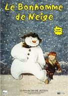 The Snowman - Belgian Movie Poster (xs thumbnail)