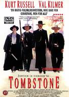 Tombstone - Danish Movie Cover (xs thumbnail)