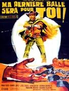 Anda muchacho, spara! - French Movie Poster (xs thumbnail)