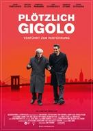 Fading Gigolo - German Movie Poster (xs thumbnail)