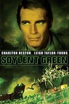 Soylent Green - DVD movie cover (xs thumbnail)