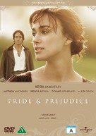 Pride & Prejudice - Danish DVD movie cover (xs thumbnail)