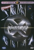 X-Men - South Korean DVD movie cover (xs thumbnail)