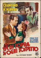 Above Suspicion - Italian Movie Poster (xs thumbnail)