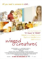 Winged Creatures - Thai Movie Poster (xs thumbnail)