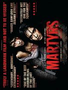 Martyrs - British Movie Poster (xs thumbnail)