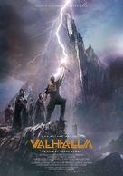 Valhalla - Danish Movie Poster (xs thumbnail)