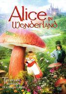 Alice in Wonderland - DVD movie cover (xs thumbnail)