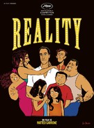 Reality - French Movie Poster (xs thumbnail)