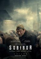 Escape from Sobibor - British Movie Poster (xs thumbnail)