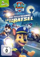 """PAW Patrol"" - German DVD movie cover (xs thumbnail)"