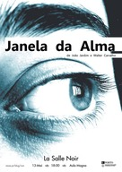 Janela da Alma - Brazilian Movie Poster (xs thumbnail)