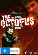 """""""La piovra 7 - Indagine sulla morte del comissario Cattani"""" - Australian DVD movie cover (xs thumbnail)"""