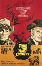 Ride the High Country - Movie Poster (xs thumbnail)