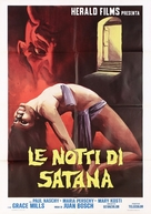 Exorcismo - Italian Movie Poster (xs thumbnail)
