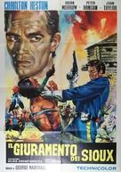 The Savage - Italian Movie Poster (xs thumbnail)